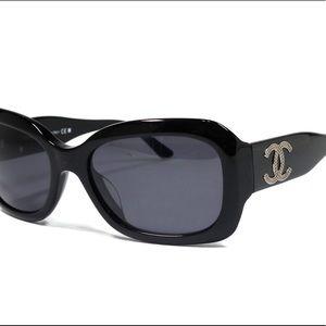 Authentic Classic Chanel Sunglasses